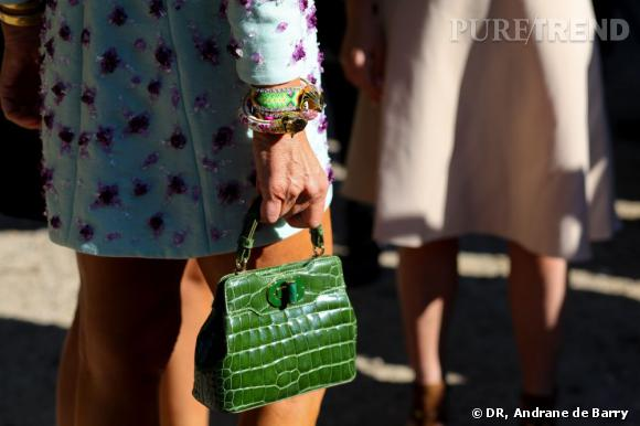 Ils n'étaient pas encore en vente que certaines it-girls affichaient déjà les bijoux Anna Dello Russo pour H&M.
