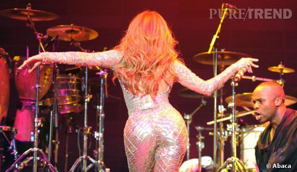 Jennifer Lopez a même assuré ses fesses.