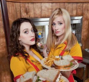 Beauté en série : les jolies serveuses de 2 Broke Girls