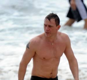 Daniel Craig dans James Bond : ''Jouer torse nu ? De plus en plus difficile''