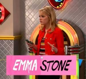 Emma Stone : une apparition choc dans iCarly