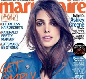 Ashley Greene pour Marie Claire : ''Twilight m'a fait du mal''