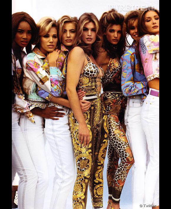 """""""Wow, j'ai beau adorer Versace, je n'ai plus besoin de voir cette tenue, jamais !"""" Voilà un tweet qui vient du coeur !"""
