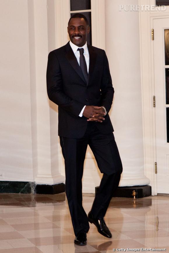 En tout cas, l'acteur a déjà la classe de l'agent 007 !
