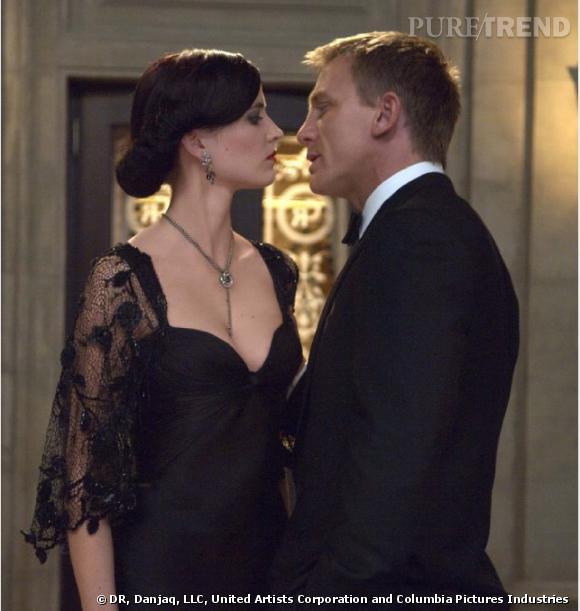 Film : Casino Royal.   Qui ? Eva Green aux côtés de Daniel Craig.   Année : 2006.