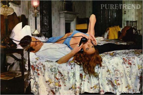Film : Opération Tonnerre.   Qui ? Sean Connery et Claudine Auger.   Année : 1965.
