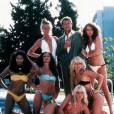 Film : Rien que pour vos yeux.   Qui ? Roger Moore et ses James Bond Girls.   Année : 1981.