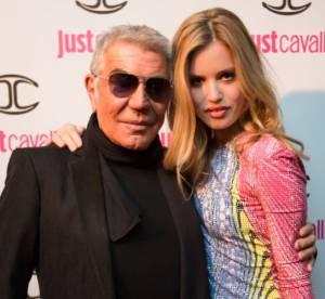 Georgia May Jagger et Roberto Cavalli : Une soirée haute en couleur pour le parfum Just Cavalli