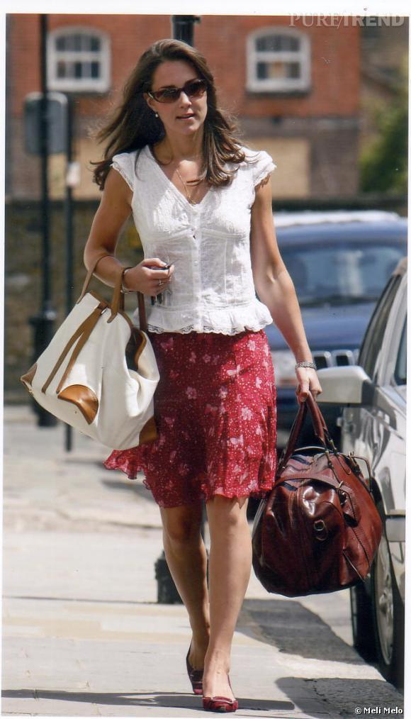 Kate Middleton craque pour le modèle Cappuccino.