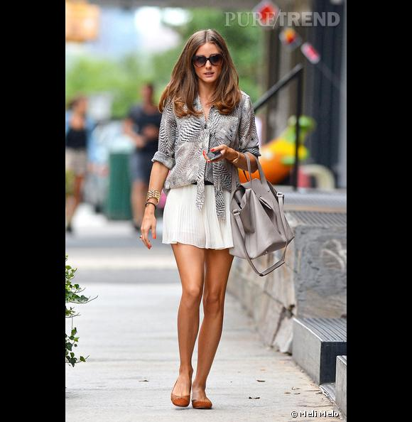 Olivia Palermo collection le it bag Thela.