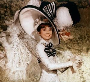 Audrey Hepburn vs Nicole Kidman : le look My Fair Lady