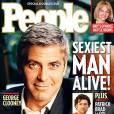 """Fini le Dr Ross un peu has been de l'époque """"Urgences"""", avec les années 2000, George Clooney devient un acteur hot. En 2006 alors qu'il devient un incontournable du box-office, il est également considéré comme l'homme le plus sexy l'année."""