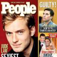 Il est considéré comme l'un des hommes les plus sexy de tous les temps il est donc logique de retrouver Jude Law parmi ce top. Il décroche le titre en 2004.