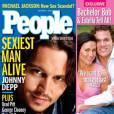 En 2003, Johnny Depp était déjà l'homme le plus sexy de l'année !