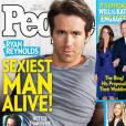 """Désolée Mesdames, l'homme le plus sexy de 2010 est désormais marié. Ryan Reynolds a en effet dit """"oui"""" à Blake Lively il y a quelques mois."""