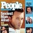 """Depuis """"Pearl Harbor"""" Ben Affleck fait parti des beaux gosses d'Hollywood et il est the sexiest man alive selon People en 2002."""