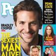 Beau, blond, un sourire charmeur et des yeux bleus captivant, Bradley Cooper décroche le titre en 2011.