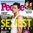 Channing Tatum, homme le plus sexy de l'année selon le magazine People.