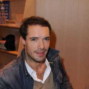 Nicolas Bedos au salon du livre.