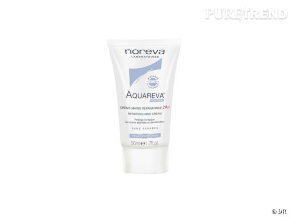 Aquareva, Crème mains réparatrice de Noreva, 5,50 €