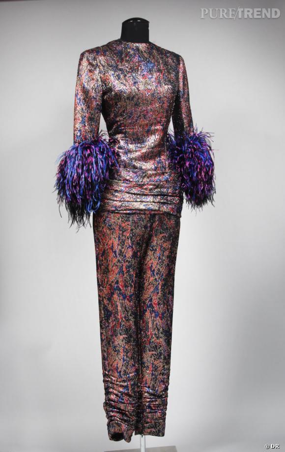 Collection Haute Couture 1985/1986 de Jean Patou par Christian Lacroix.