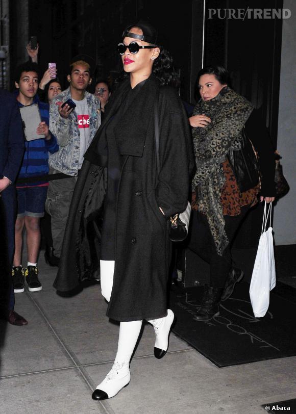 Rihanna : place au grand n'importe quoi !