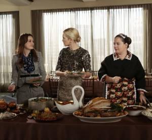 Gossip Girl, New Girl, Glee : les series fetent Thanksgiving
