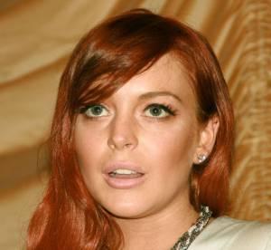 Lindsay Lohan : devastee par les critiques de ''Liz and Dick'' mais soutenue par Lady Gaga