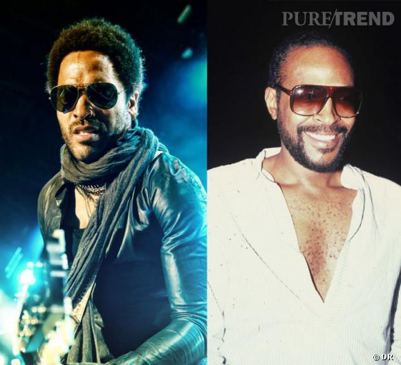 Lenny Kravitz devrait interpréter Marvin Gaye dans un prochain biopic.