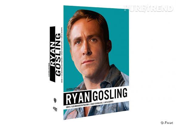 """Coffret Ryan Gosling (4 films) : """"Drive - Les marches du pouvoir - Crazy, Stupid, Love - Love & secrets"""""""