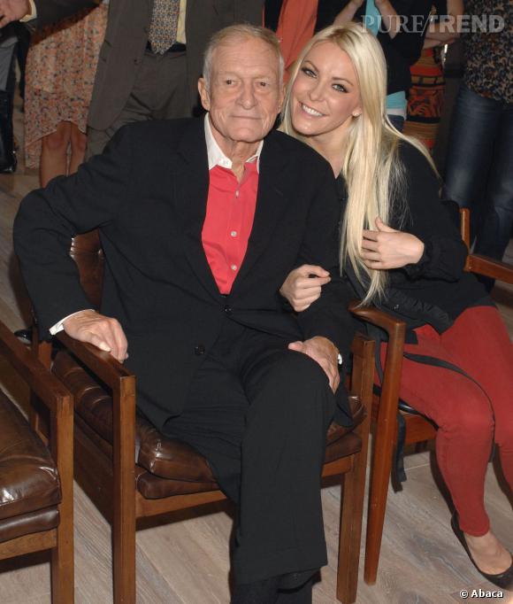 Aujourd'hui à 86 ans, il s'apprête à se marier pour la troisième fois avec Crystal Harris 26 ans.