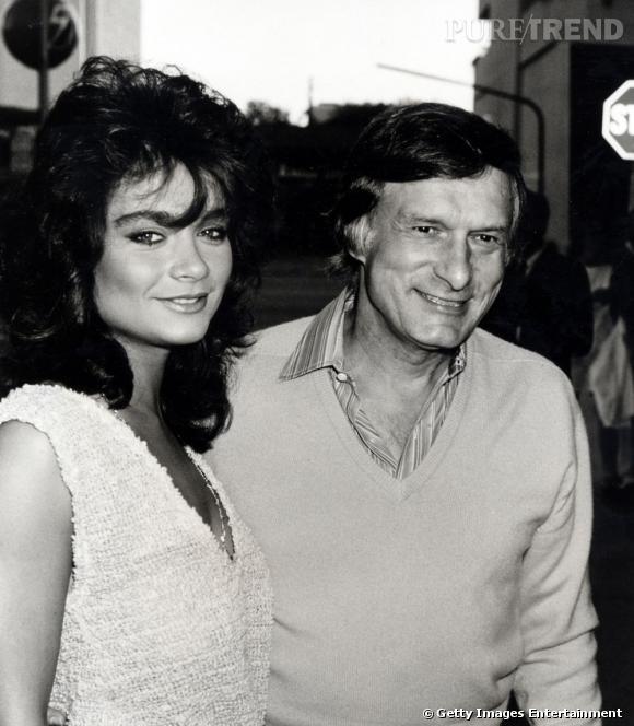 De 1983 à 1987 place à la brunette Carrie Leigh.