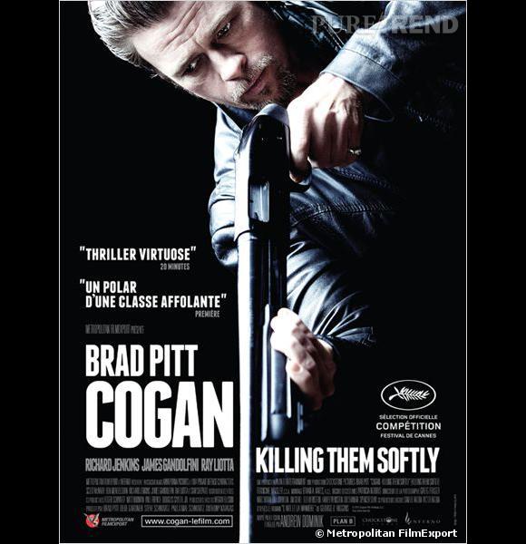"""""""Cogan - Killing Them Softly"""", en salle le 5 décembre."""