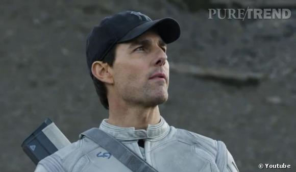"""Tom Cruise retourne au genre de la science-fiction grâce à """"Oblivion""""."""