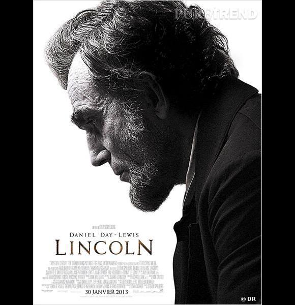 """C'est le film """"Lincoln"""", de Steven Spielberg, qui est en tête des nominations dans 13 catégories !"""