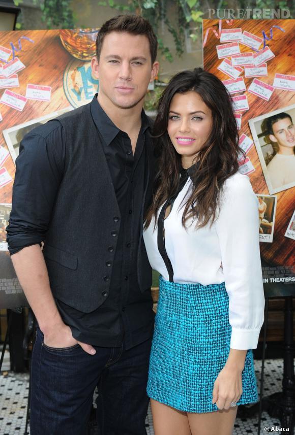 Channing Tatum et Jenna Dewan-Tatum vont avoir un bébé !