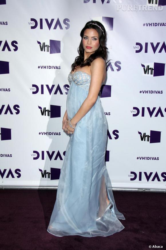Jenna Dewan, alias Madame Tatum, arrive à être sexy même enceinte.