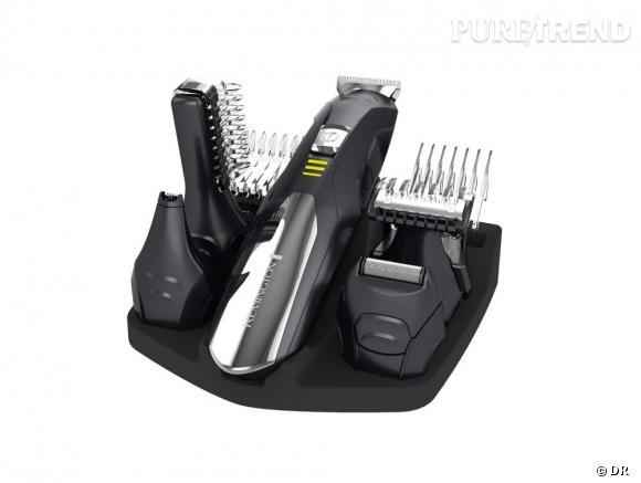 10 idées de cadeaux pour mon mec : une tondeuse multi-fonctions    Tondeuse multifonction PG6050, Remington, 59,99 €