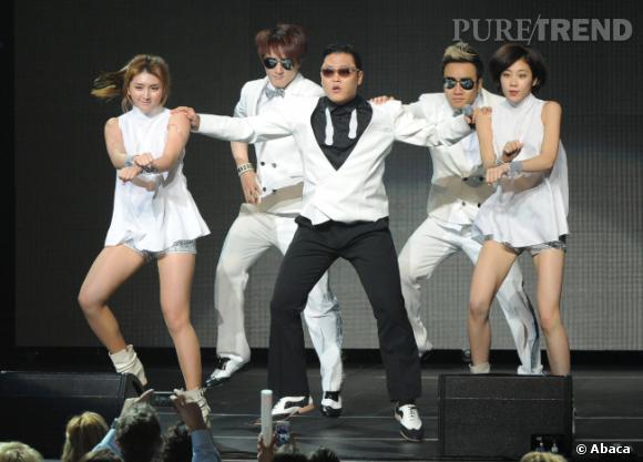 Psy et sa danse du cheval invisible seraient-ils annonciateur de la fin du monde ?
