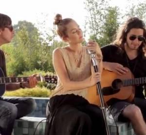 Miley Cyrus : une reprise acoustique prometteuse pour son prochain album