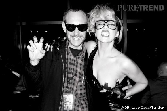 Lady Gaga et Terry Richardson, un duo qui roule.