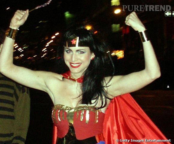 Pour le nouvel an, à moi le maquillage de Wonder Woman !