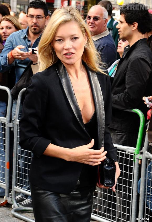 """Kate Moss bientôt consultante mode pour l'émission """"X Factor"""" ?"""