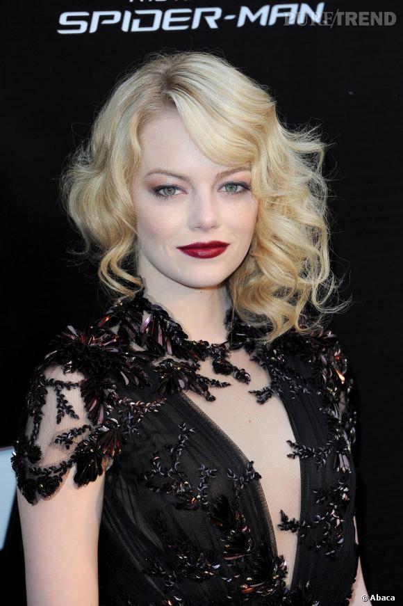 10 Beauty Looks Pour Le Nouvel An Gothique Chic Coiffure Emma