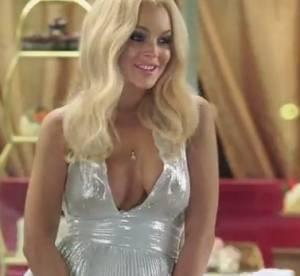 Lindsay Lohan : apres Elizabeth Taylor, elle se prend pour Marilyn Monroe