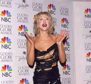 Courtney Love, Beyonce, Kate Winslet : les pires looks des Golden Globes