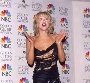 Courtney Love, Beyonce, Kate Winslet : les pires looks des Golden Globes