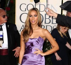 Leona Lewis, un look de princesse cheap.