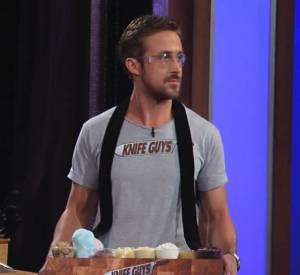 Dans cette vidéo, on découvre un Ryan Gosling très sérieux et pourtant... très drôle !