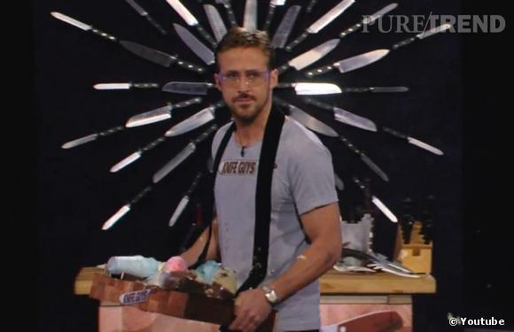 Ryan Gosling ne perd pas une occasion de s'amuser ! Pour l'émission de Jimmy Kimmel, il vient jouer l'assistant de Will Ferrell.